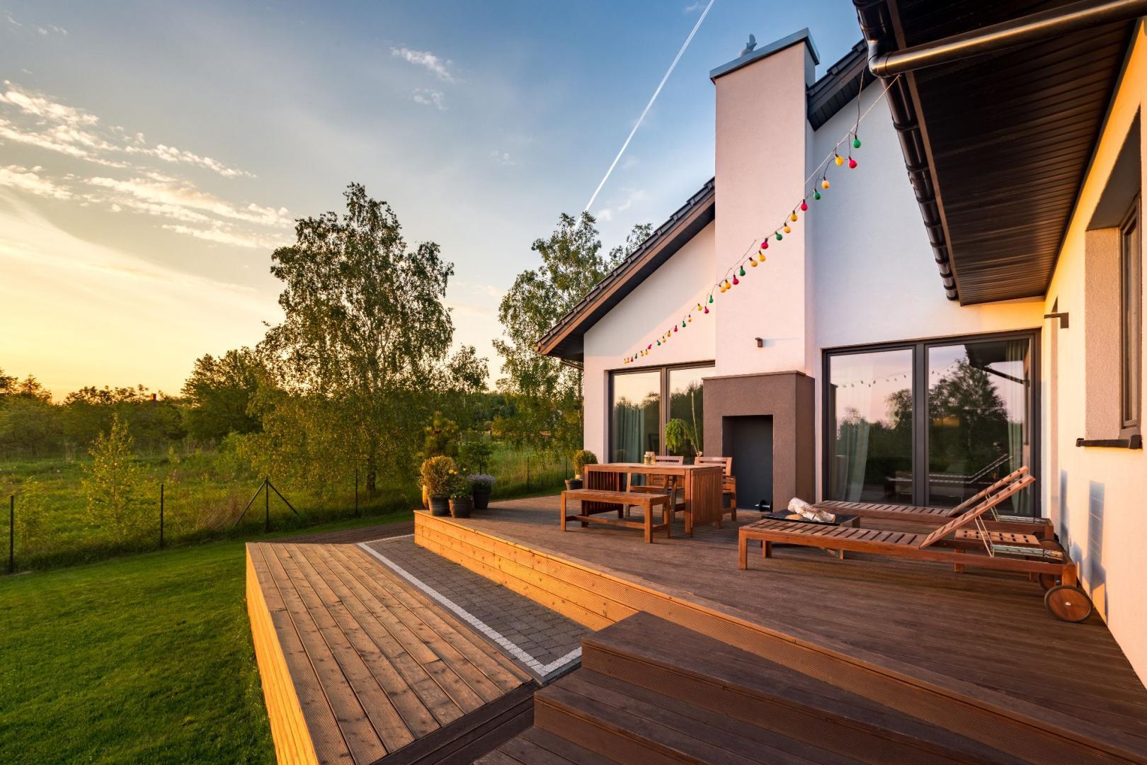 Améliorer l'étanchéité de sa terrasse